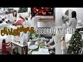 *NEW* CHRISTMAS DECORATE WITH ME | CHRISTMAS DECOR IDEAS | CHRISTMAS 2019