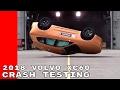 2018 Volvo XC60 Crash Testing