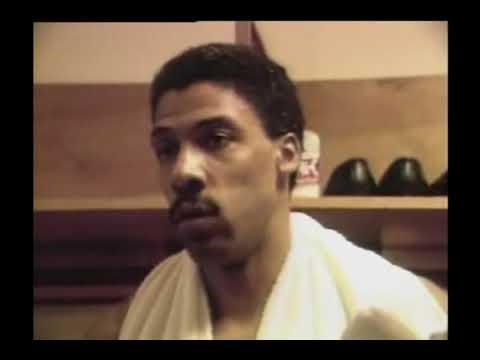 1985 NBA Playoffs: Celtics vs Sixers