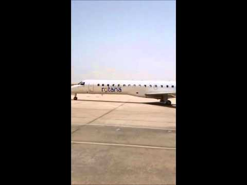 Rotana Jet: Making an entrance