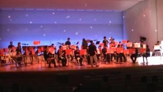 栄町吹奏楽団 ドラムウィンドアンサンブル 第1回定期演奏会 3部 曲目 ・...