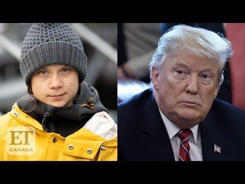 Greta Thunberg Responds