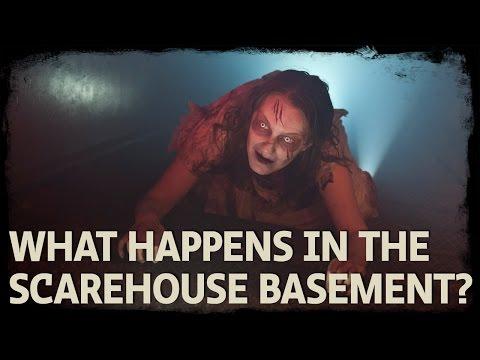 scarehouse the basement