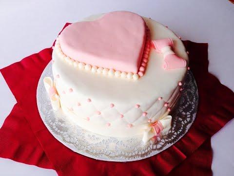 Рецепт торта под мастику с фото: мастер-классы для