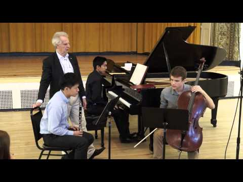 Benjamin Zander Masterclass #3, Interpretations of Music: Lessons for Life