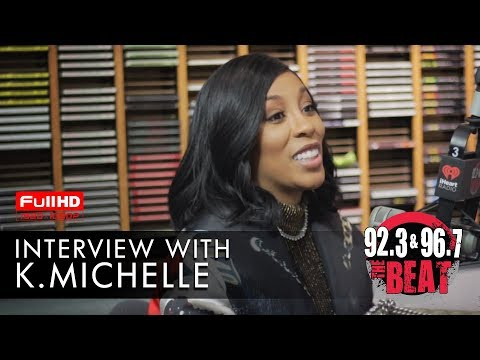 K. Michelle Talks Walking Away from R&B in Interview with DJ Scream | Hoodrich Radio