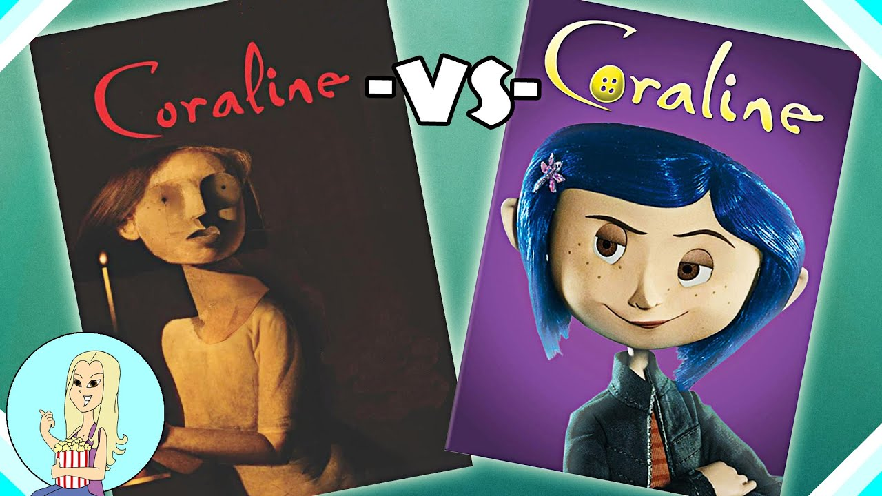 Coraline Book vs  Movie  Theories too    YouTube Coraline Book vs  Movie  Theories too