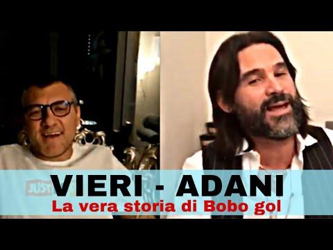 Download LA VERA STORIA DI BOBO VIERI - DALL' AUSTRALIA ALL' ITALIA CON IL NONNO - INTERVISTATO DA LELE ADANI