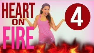 Heart on Fire | POP Cardio