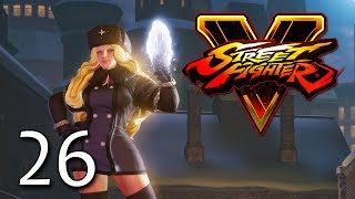 Gambar cover STREET FIGHTER V - Kolin (guHawk) #26: VS Necalli (MANULA)