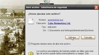 Spybot (1): descarga e instalación