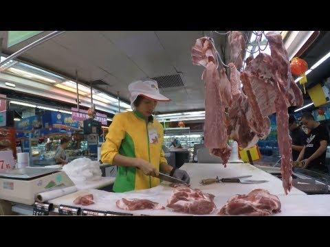 Fred Teng discusses the China US beef agreement