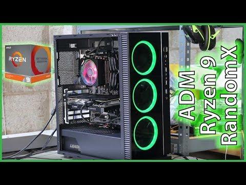 AMD Ryzen 9 3900x 🖥️ 12700 H/s Benchmark Mining RandomX !?