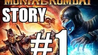 Mortal Kombat 9: Story Mode - Part 1 - Walkthrough / Let
