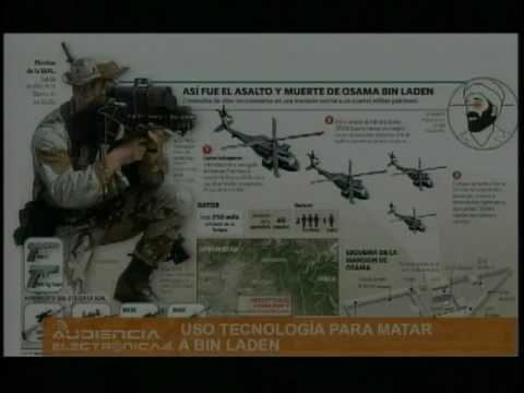 Tecnología Aplicada Para Matar a Osama Bin Laden