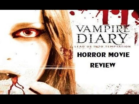 VAMPIRE DIARY  2006 Anna Walton  Horror Movie