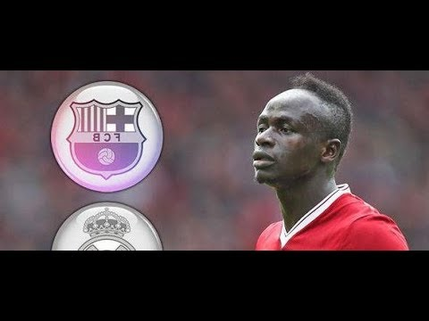 Liverpool Sadio Mane eyed by Barcelona as Philippe Coutinho alternative, Real Madrid keen