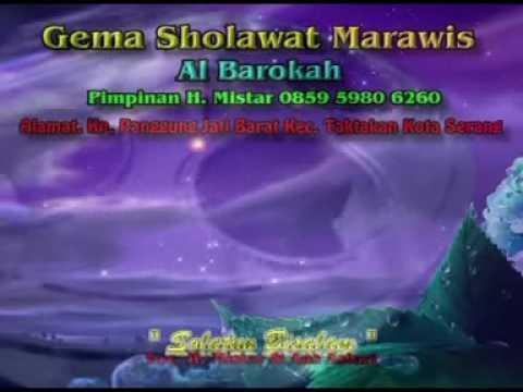 Sholatum bisalam versi marawis Al barokah serang - banten