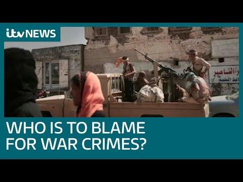 UN report: Yemen, UAE and Saudi Arabia may be responsible for war crimes | ITV News