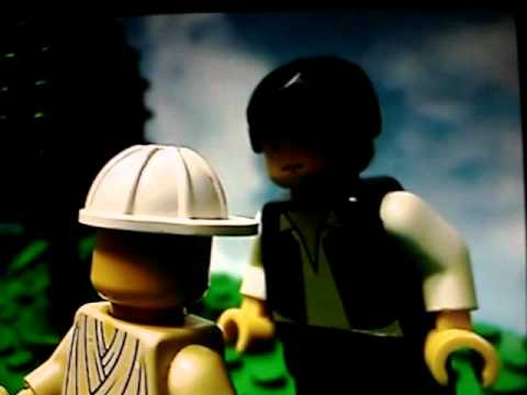 of mice and men lennie gets killed lego
