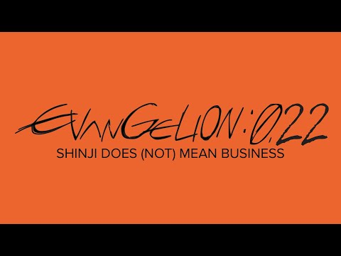 AMV - Evangelion 0.22 - Shinji does (Not) Mean Business