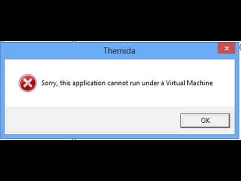 the app was unable to load a required machine component