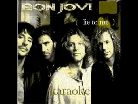 Bon Jovi - Lie To Me Lyrics | MetroLyrics