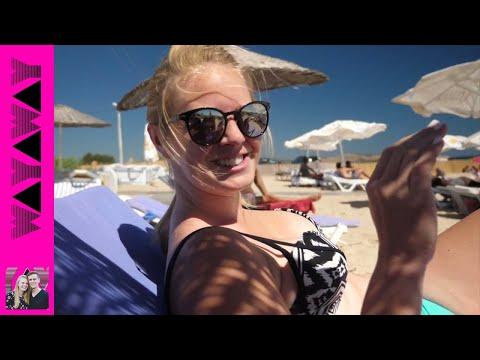 Çeşme Turkey's Holiday Beaches! - Travel Vlog #387