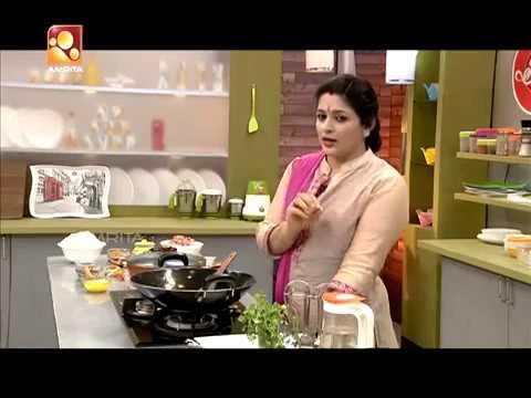 Annies Kitchen With Najim Arshad & Family | Erachi Choru Recipe by ...