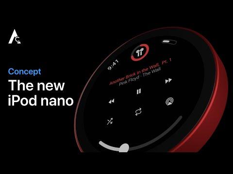The new iPod nano 2021 (Concept) #Shorts