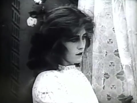 """""""The Marble Heart"""" (1913) featuring Florence La Badie"""