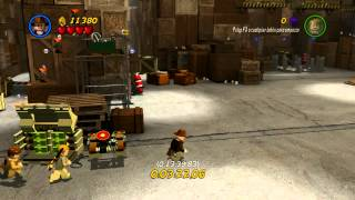 LEGO Indiana Jones 2 The Adventures Continues Gameplay PC HD
