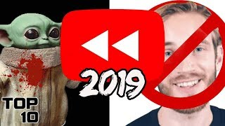 Top 10 Scary Youtube Rewind 2019 Predictions