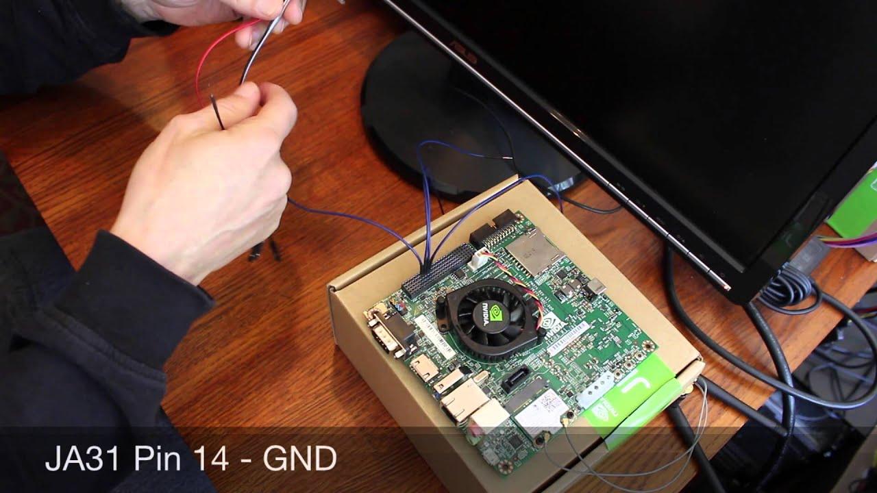 Bosch IMU under ROS on NVIDIA Jetson TK1 - JetsonHacks