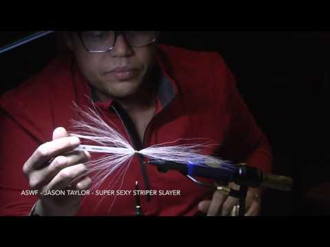 ASWF Jason Taylor Super Sexy Striper Slayer 2017 01 11