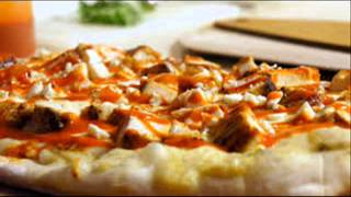 How to make Pizza Grilled Buffalo Chicken Pizza