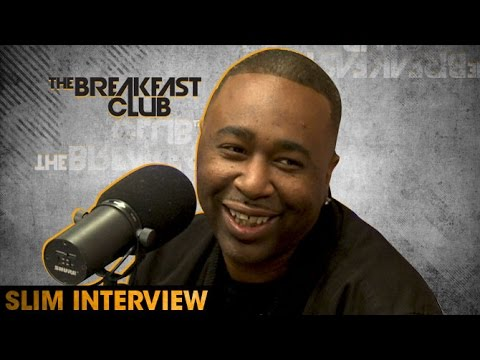 Slim Interview at The Breakfast Club Power 105.1 (05/26/2016