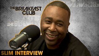 Slim Interview at The Breakfast Club Power 105.1 (05/26/2016)