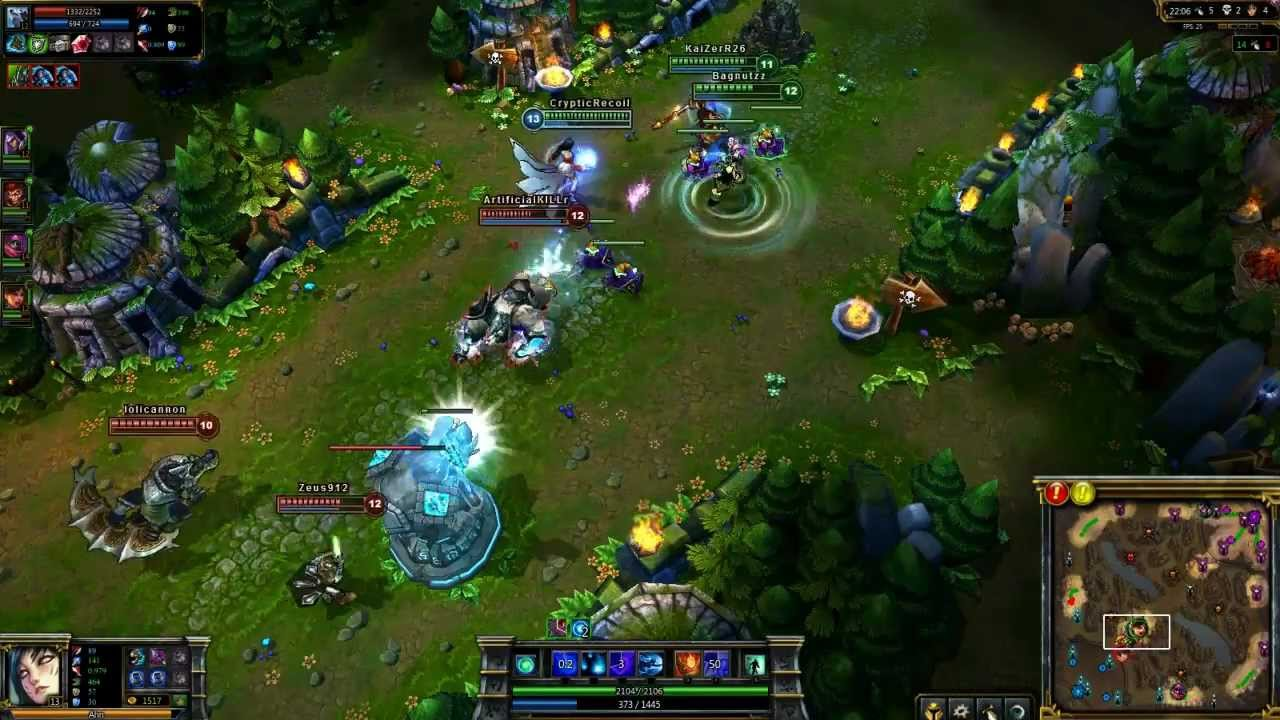 Best Free-to-play Games - League of Legends