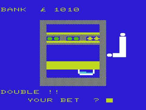 Bandit HYPERSPIN COMMODORE VIC 20 VIC20 NOT MINE VIDEOSEurope