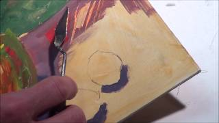 Intro to palette knife painting