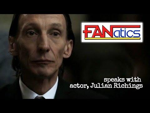 Chatting with Julian Richings aka Death, Supernatural!