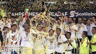 Revivimos la última final entre América y Tigres, por la Concacaf Copa de Campeones 2016