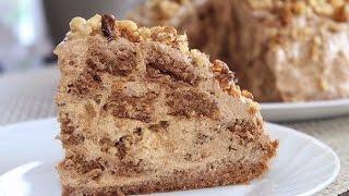 торт Несквик, torta nesquik рецепт
