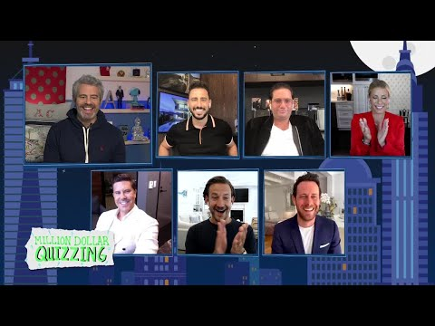 Fredrik Eklund Quizzes The MDLLA Cast On NY Real Estate | WWHL