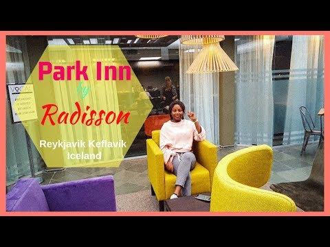 Escape with me to Park Inn by Radisson Reykjavik Keflavík Airport- Iceland.