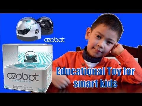 Ozobot Smallest Smart Robot - Tech Toys Educational Toys for Children