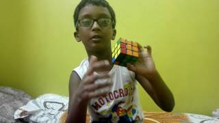 Speed Rubik Solution in Tamil