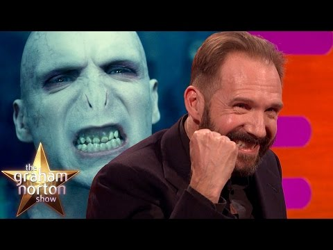 Ralph Fiennes Discusses Playing Voldemort  The Graham Norton