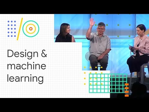 Design, machine learning, and creativity (Google I/O '18)